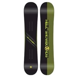 Hell Snowboards Parallax (16-17)