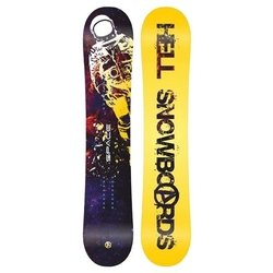 Hell Snowboards Space (16-17)