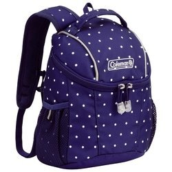 Coleman Petit 4 blue (navy dot)