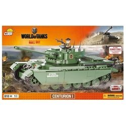 Cobi World of Tanks 3010 Центурион I