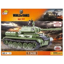 Cobi World of Tanks 3005 T-34/85