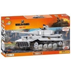 Cobi World of Tanks 3000 Тигр I