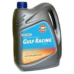 Gulf Racing 5W-50 4 л