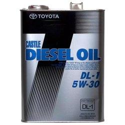 Toyota Castle Diesel Oil DL-1 5W30 4 л