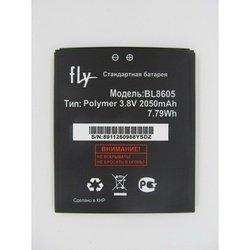 Аккумулятор для Fly FS502 Cirrus 1 (BL8605) (100153) (1 категория Q)