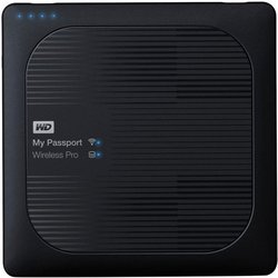 WD My Passport Wireless Pro 2Tb (WDBP2P0020BBK-RESN) (черный)