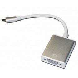 Кабель PALMEXX USB-C - VGA (PX/CBL USBC-VGA) (белый)