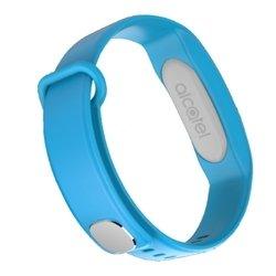 Alcatel Move Band MB10 (голубой, белый)