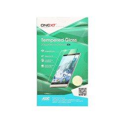 Защитное стекло для Apple iPhone 7 Plus (Onext 41217) (белая рамка)