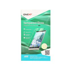 Защитное стекло для Apple iPhone 7 (Onext 41216) (черная рамка)