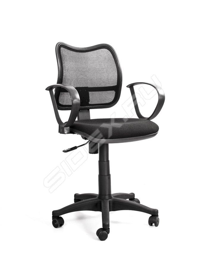 Кресло Recardo Comfort (Чёрное ткань)