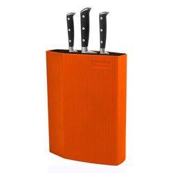 Подставка для ножей (Rondell RD-470) (оранжевый)