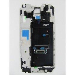 Рамка дисплея для Samsung Galaxy S5 G900F с клавишей Home (100242) (черный) (1-я категория Q)