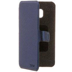Чехол-книжка для Samsung Galaxy J1 mini J105 (TFN FlipCover BC-05-006PUBL) (синий)