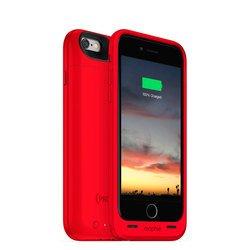 Чехол-аккумулятор для Apple iPhone 6, 6S Mophie Juice Pack Air 2750 мАч (красный)