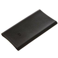 Силиконовый чехол для Xiaomi Power Bank 5000 (Lumiix Xi-301BL) (черный)