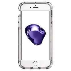 Чехол-накладка для Apple iPhone 7 (Spigen Crystal Wallet 042CS20982) (розовое золото)