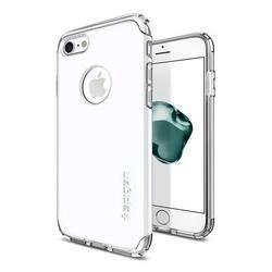 Чехол-накладка для Apple iPhone 7 (SGP Hybrid Armor 042CS21041) (ультра-белый)
