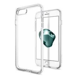 Чехол-накладка для Apple iPhone 7 Plus (Spigen Neo Hybrid Crystal 043CS21045) (ультра белый)