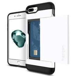 Чехол-накладка для Apple iPhone 7 Plus (Spigen Slim Armor CS 043CS21044) (ультра белый)