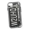Чехол-накладка для Apple iPhone 7 (Liberti Project 0L-00030306) (Номер Вашингтон)  - Чехол для телефонаЧехлы для мобильных телефонов<br>Чехол-накладка с фактурным покрытием плотно облегает заднюю крышку телефона и гарантирует ее надежную защиту от пыли, царапин, потертостей и других вешних воздействий.<br>