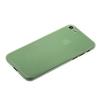 Чехол-накладка для Apple iPhone 7 (Liberti Project 0L-00029236) (зеленый) - Чехол для телефонаЧехлы для мобильных телефонов<br>Чехол-накладка из матового пластика толщиной 0.4 мм плотно облегает заднюю крышку телефона и гарантирует ее надежную защиту от пыли, царапин, потертостей и других вешних воздействий.<br>