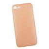 Чехол-накладка для Apple iPhone 7 (Liberti Project 0L-00029235) (оранжевый) - Чехол для телефонаЧехлы для мобильных телефонов<br>Чехол-накладка из матового пластика толщиной 0.4 мм плотно облегает заднюю крышку телефона и гарантирует ее надежную защиту от пыли, царапин, потертостей и других вешних воздействий.<br>