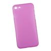 Чехол-накладка для Apple iPhone 7 (Liberti Project 0L-00029237) (розовый) - Чехол для телефонаЧехлы для мобильных телефонов<br>Чехол-накладка из матового пластика толщиной 0.4 мм плотно облегает заднюю крышку телефона и гарантирует ее надежную защиту от пыли, царапин, потертостей и других вешних воздействий.<br>