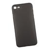 Чехол-накладка для Apple iPhone 7 (Liberti Project 0L-00029232) (черный) - Чехол для телефонаЧехлы для мобильных телефонов<br>Чехол-накладка из матового пластика толщиной 0.4 мм плотно облегает заднюю крышку телефона и гарантирует ее надежную защиту от пыли, царапин, потертостей и других вешних воздействий.<br>