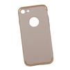Чехол-накладка для Apple iPhone 7 (Liberti Project 0L-00030158) (золотистый) - Чехол для телефонаЧехлы для мобильных телефонов<br>Чехол-накладка плотно облегает заднюю крышку телефона и гарантирует ее надежную защиту от пыли, царапин, потертостей и других вешних воздействий.<br>