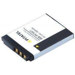 Аккумулятор для Sony Cyber-Shot DSC-T2, DSC-T200, DSC-T300, DSC-T500, DSC-T70, DSC-T700, DSC-T75, DSC-T77, DSC-T90, DSC-T900, DSC-TX1, DSC-G3 (Pitatel SEB-PV1027)