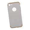 Чехол-накладка для Apple iPhone 7 (Liberti Project 0L-00030161) (серый) - Чехол для телефонаЧехлы для мобильных телефонов<br>Чехол-накладка плотно облегает заднюю крышку телефона и гарантирует ее надежную защиту от пыли, царапин, потертостей и других вешних воздействий.<br>