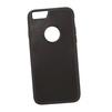 Чехол-накладка для Apple iPhone 6, 6S (Heavy Reaction 0L-00030241) (черный) - Чехол для телефонаЧехлы для мобильных телефонов<br>Чехол-накладка плотно облегает заднюю крышку телефона и гарантирует ее надежную защиту от пыли, царапин, потертостей и других вешних воздействий.<br>