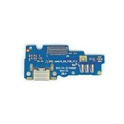 Шлейф для Asus ZenFone Go ZC500TG с разъемом для зарядки и микрофоном (М0951311)