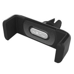 """Универсальный автомобильный держатель для смартфонов до 6"""" Kenu Airframe+ (черный)"""
