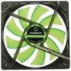 GameMAX GMX-WF12G - Кулер, охлаждениеКулеры и системы охлаждения<br>Система охлаждения для корпуса, 1 вентилятор 120 мм, скорость 1200 об/мин, уровень шума 23 дБ, цвет подсветки: зеленый.<br>