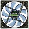 GameMAX GMX-WF12B - Кулер, охлаждениеКулеры и системы охлаждения<br>Система охлаждения для корпуса, 1 вентилятор 120 мм, скорость 1200 об/мин, уровень шума 23 дБ, цвет подсветки: синий.<br>