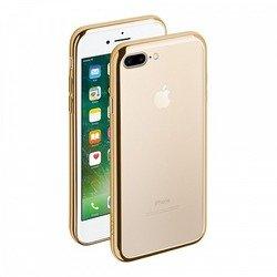 Чехол-накладка для Apple iPhone 7 Plus (Deppa Gel Case 85261) (золотистый)