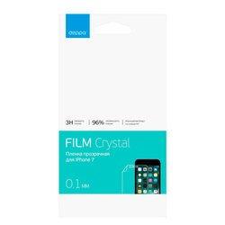 Защитная пленка для Apple iPhone 7 (Deppa 61434) (прозрачная)