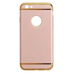 Чехол-накладка для Apple iPhone 6 Plus, 6S Plus (iBox Element YT000009415) (розовое золото)