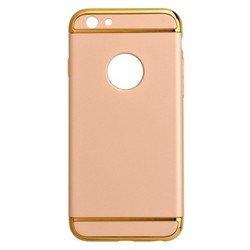 Чехол-накладка для Apple iPhone 6, 6S (iBox Element YT000009328) (золотистый)