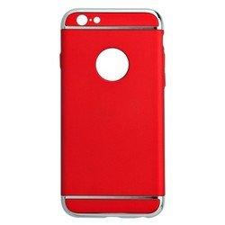 Чехол-накладка для Apple iPhone 6, 6S (iBox Element YT000009326) (красный)
