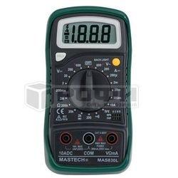 Мультиметр MASTECH MAS 830L (М0007653)