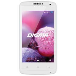 Digma LINX A401 3G (белый) :::