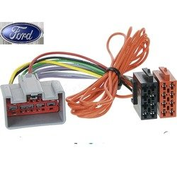 ISO-переходник для  Ford Fiesta (2008+) (Intro ISO FO-04)
