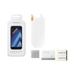 Защитная пленка для Samsung Galaxy A3 2017 (ET-FA320CTEGRU) (прозрачная)