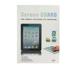 Защитная пленка для Apple iPad 2, 3, 4 (3D эффект)