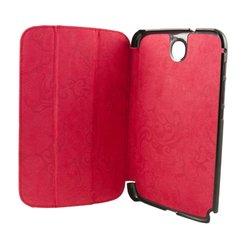 Чехол-книжка для Samsung Galaxy Note 8.0 N5100 (Partner SmartCover PRT029253) (красный)