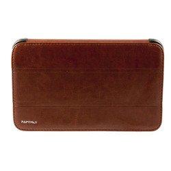 Чехол-книжка для Samsung Galaxy Tab 3 7.0 T2100 (Partner SmartCover PRT029264) (коричневый)