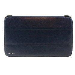Чехол-книжка для Samsung Galaxy Tab 3 8.0 T3100 (Partner SmartCover PRT029272) (синий)